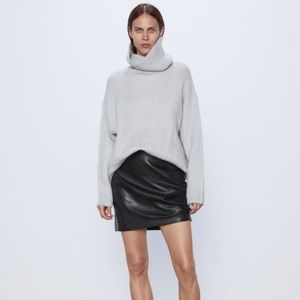 Zara Oversized Turtleneck